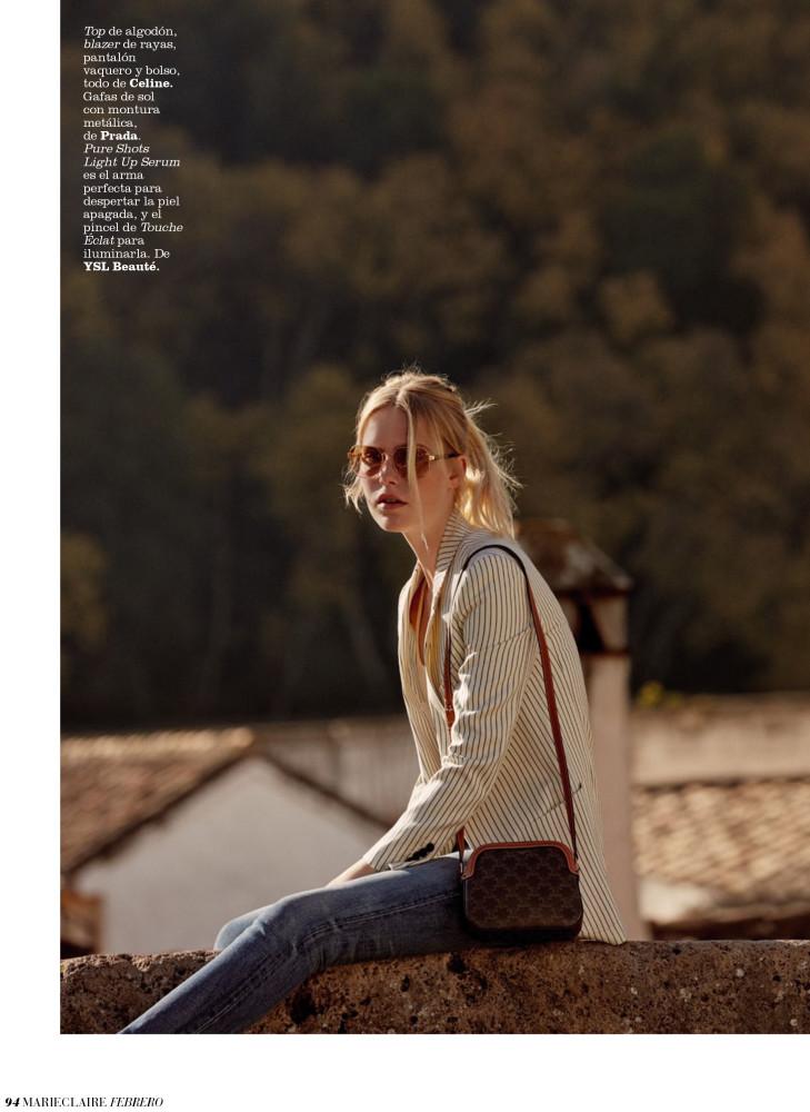 LINDE for Marie Claire Spain by Tomas de la Fuente