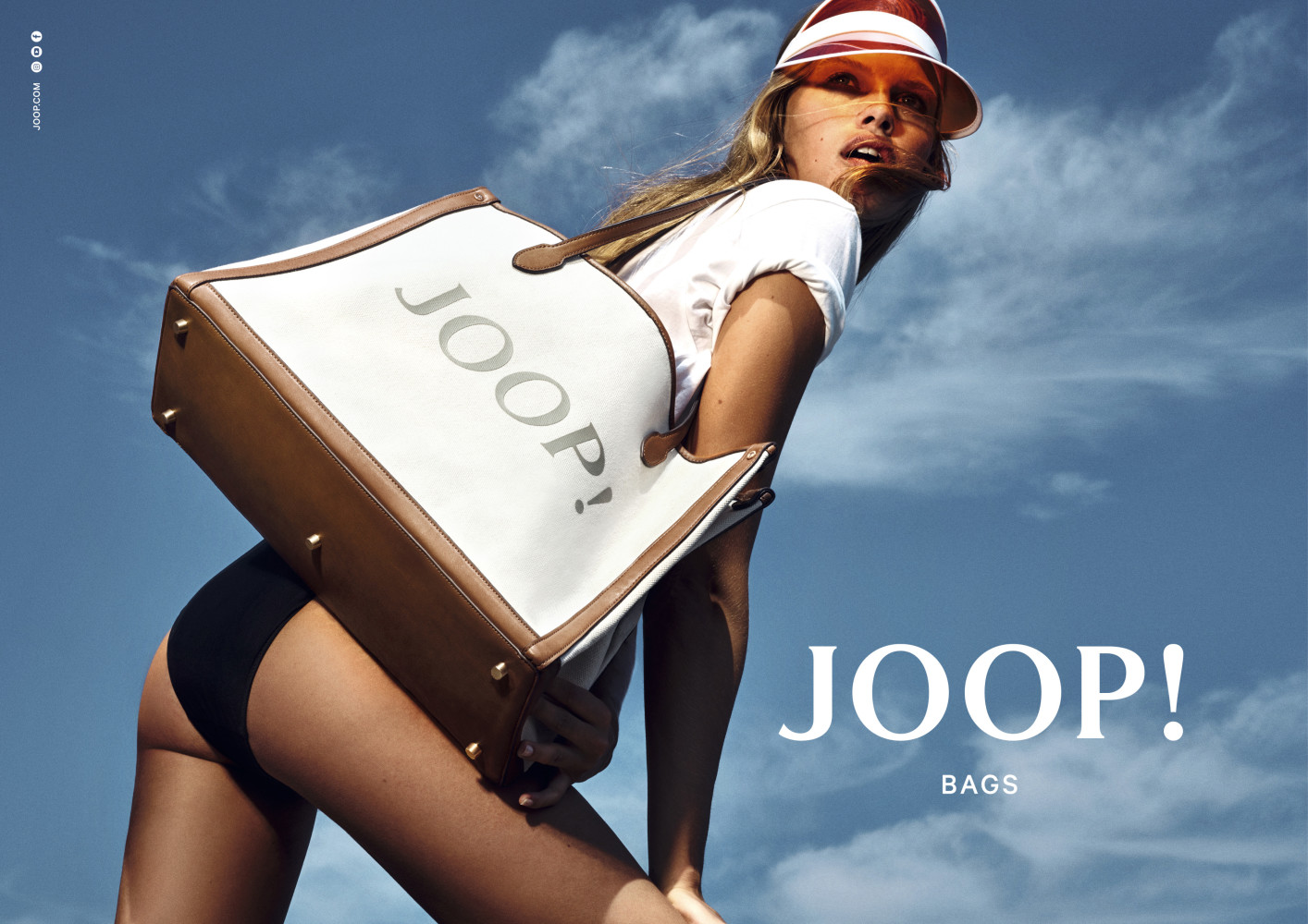 KIM for JOOP! campaign
