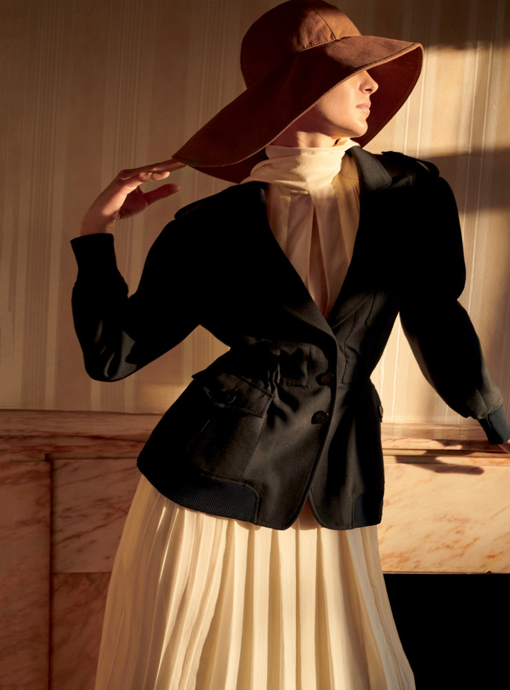 STEFFI COOK for Harper´s Bazaar Russia by Olivia Frolich