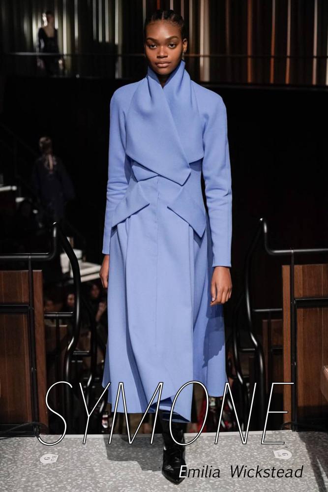 LINE UP MODELS in London Fashion Week