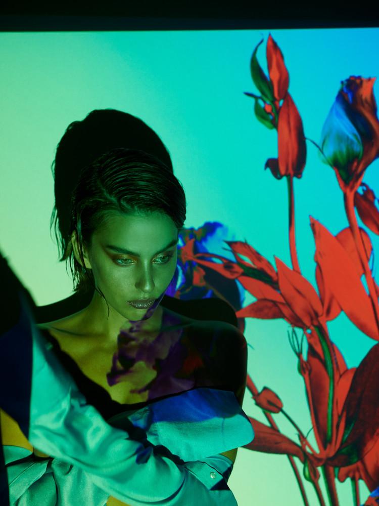 ALICIA MEDINA for Harper´s Bazaar Turkey by Fernando Gomez