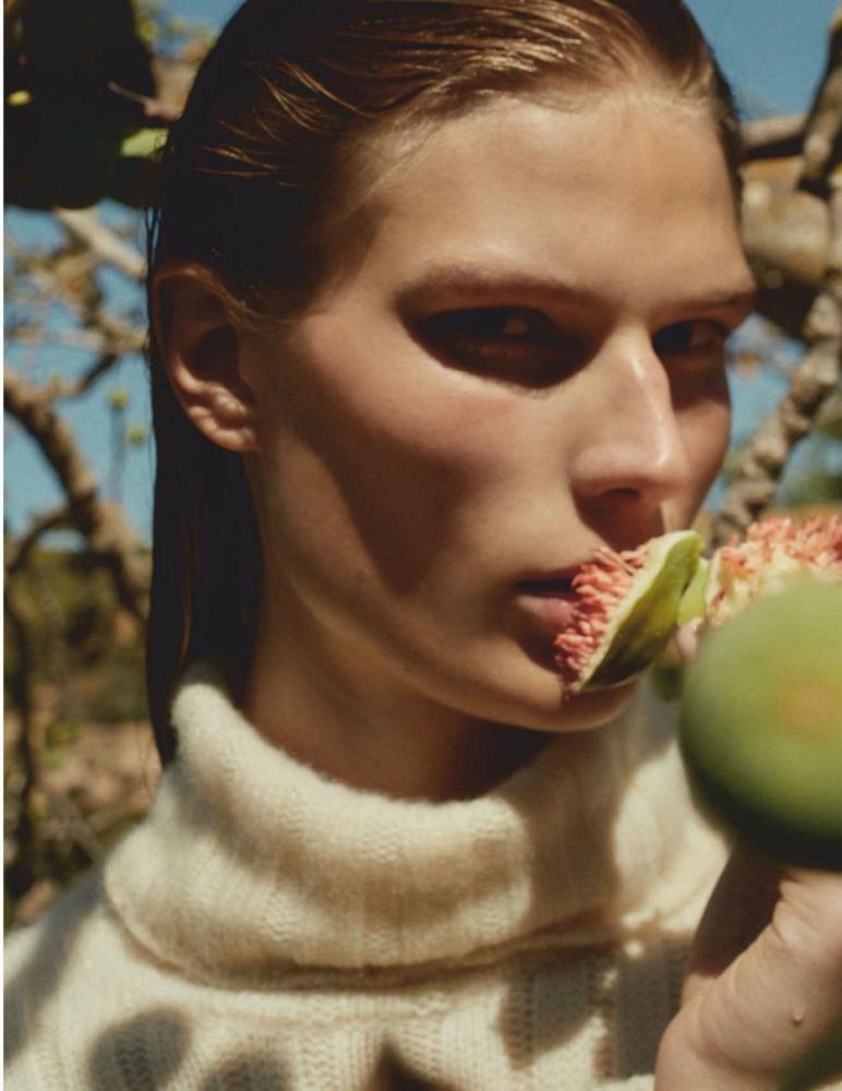 Adela Stenberg for Vogue Spain by Txema Yeste