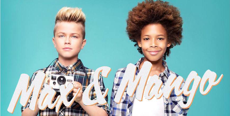 LET'S DANCE ! - MAX&MANGO, les idoles des tous petits !