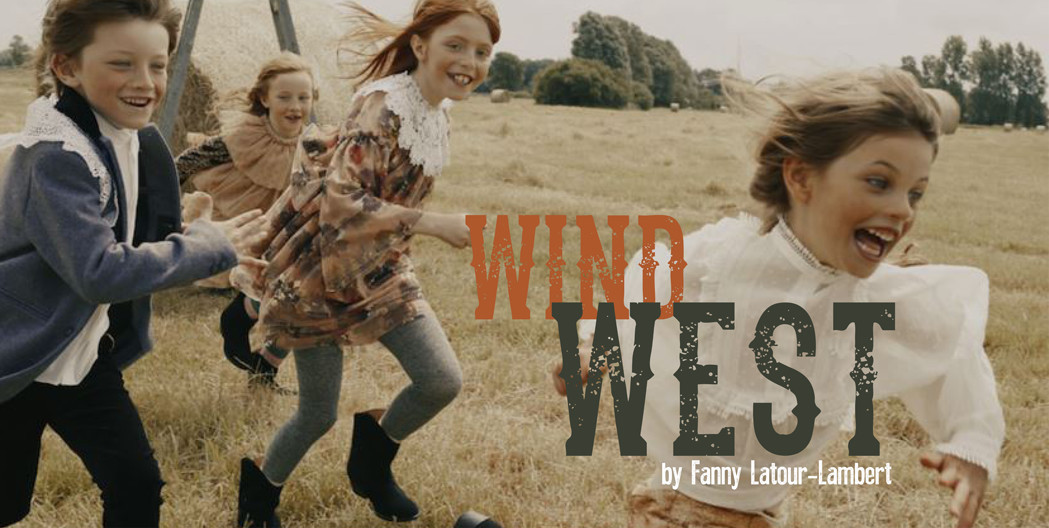 Wind West by Fanny Latour