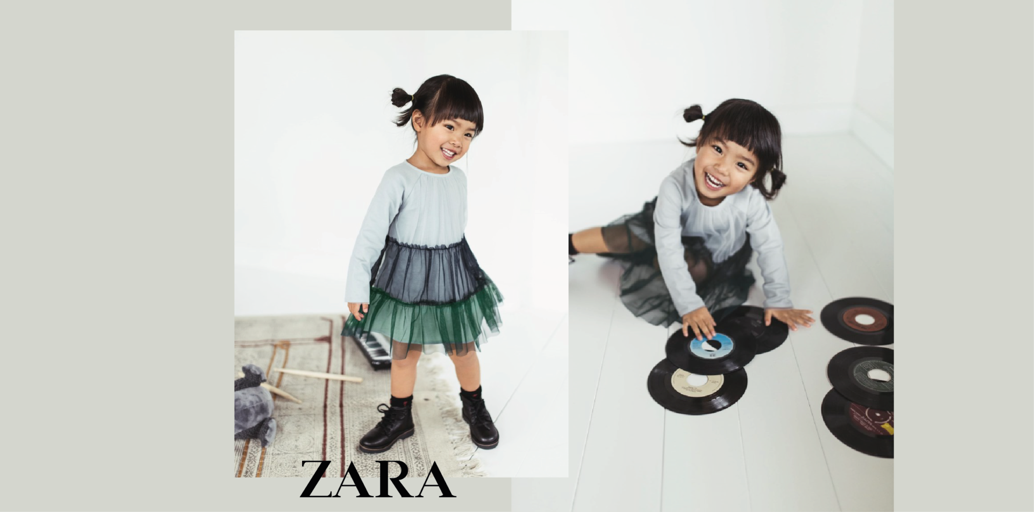 Malin For ZARA