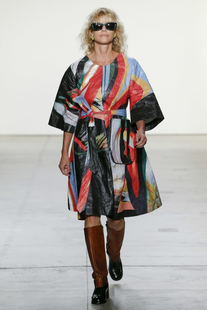 Geraldine Holford keys CREATURES OF THE WIND SS18 NYFW