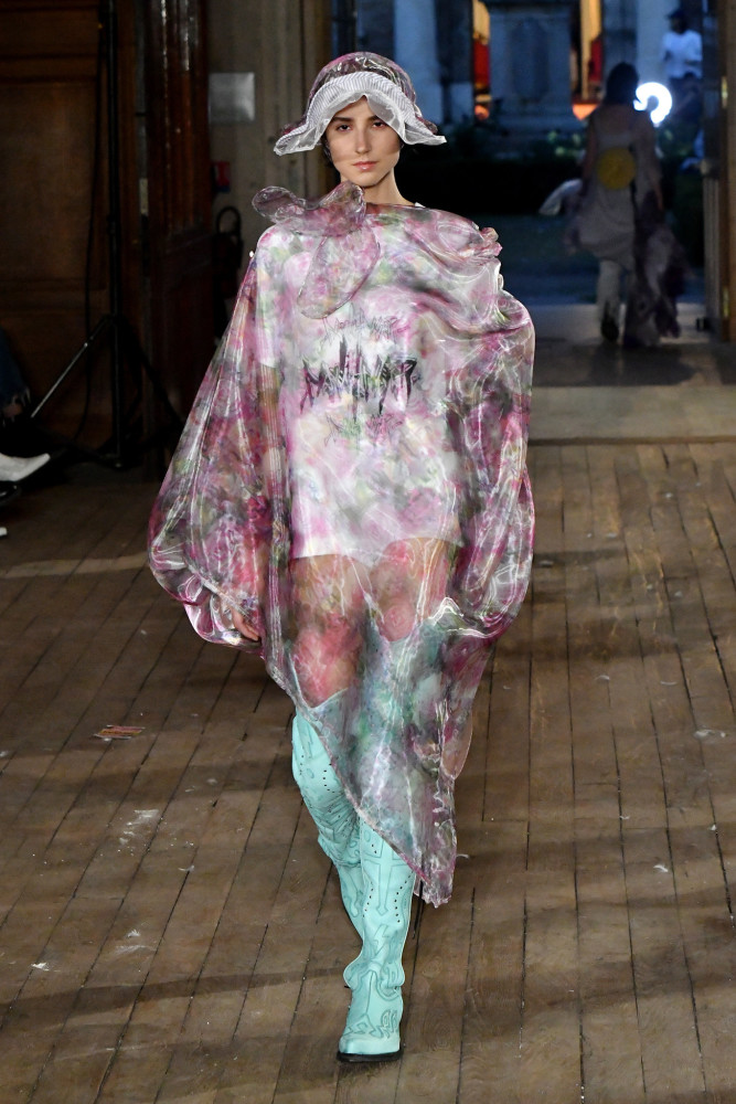 Bea Sweet keys NEITH NYER SS18 PFW