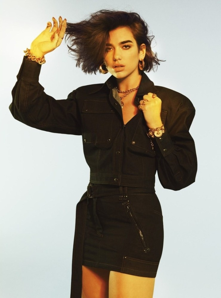 Michelle Humphrey for VOGUE TURKEY MAY 2018 X DUA LIPA