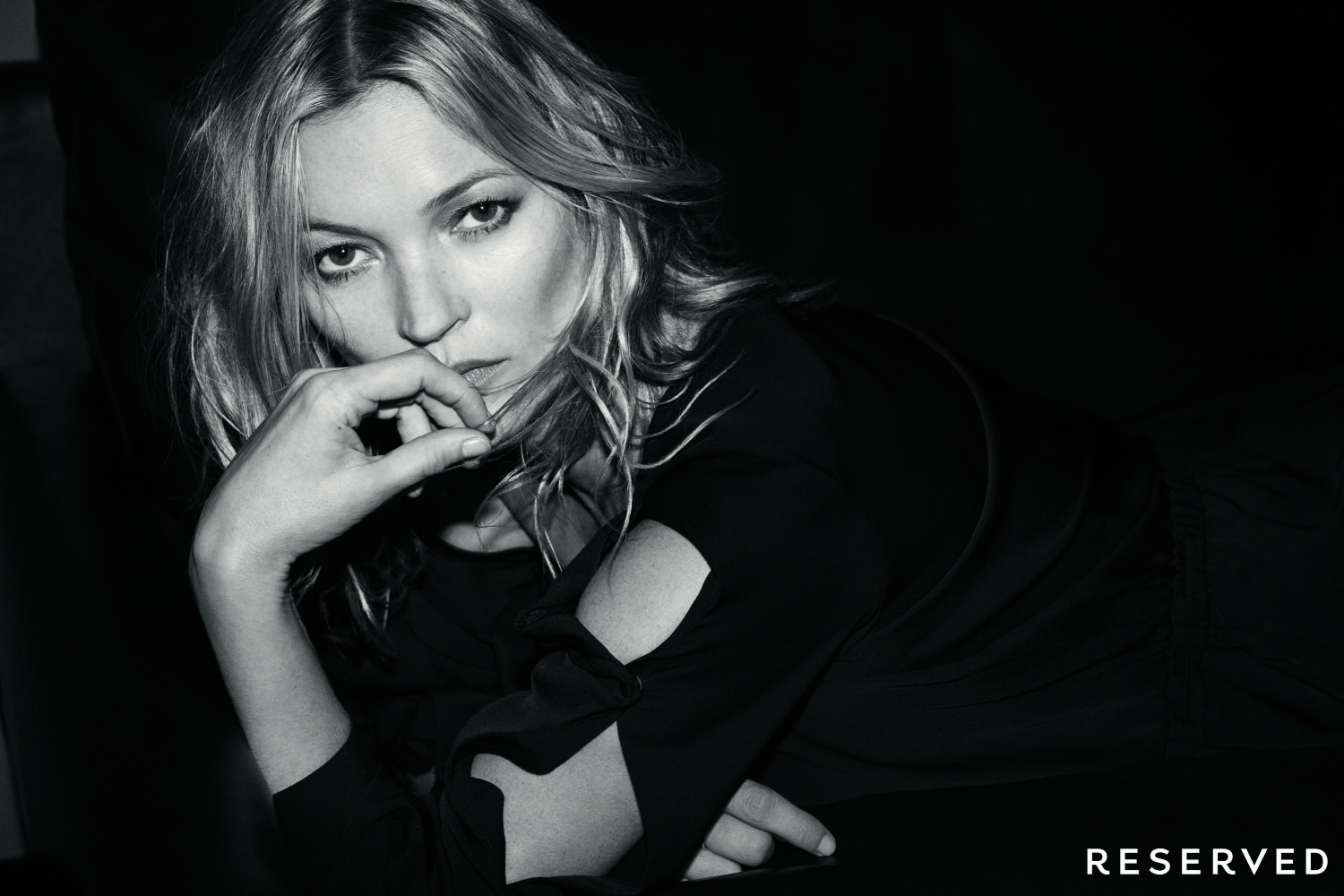 Michelle Humphrey for RESERVED x KATE MOSS