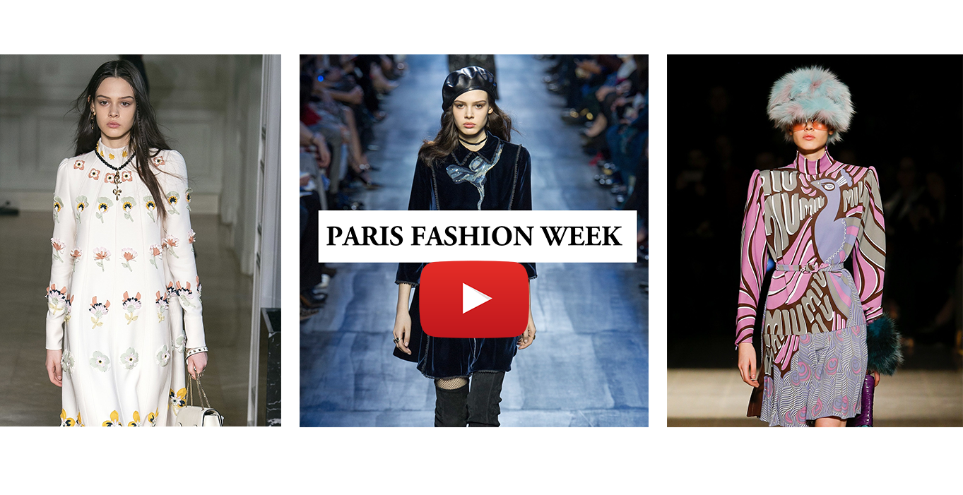 PARIS fashion week / MAG