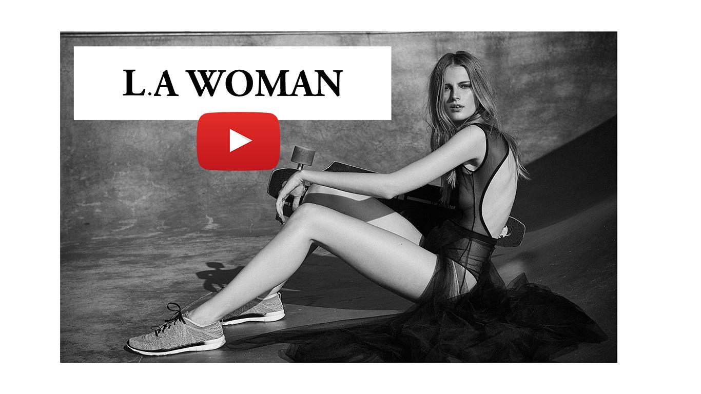 L.A WOMAN / Dagna