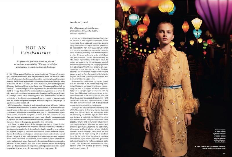 ANETA PAJAK /  Air France Madame