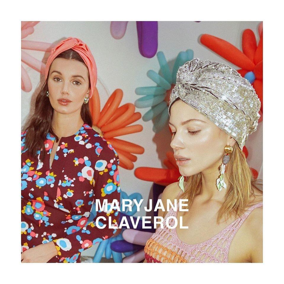 Aga W. for MARYJANE CLAVEROL, S/S 2020