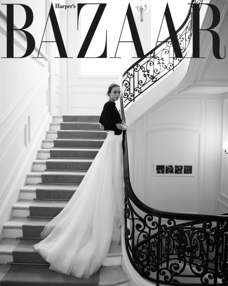 ELIZA @ HARPER´S BAZAAR Czech Edition