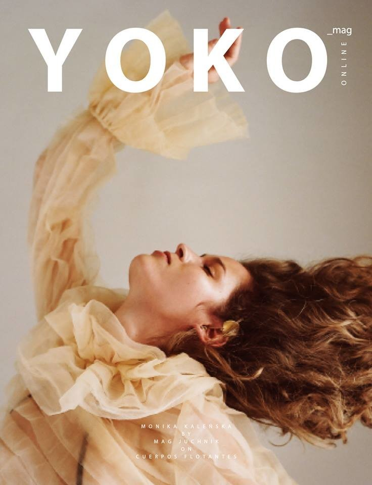 Monika K. for Yoko Magazine, July 2018