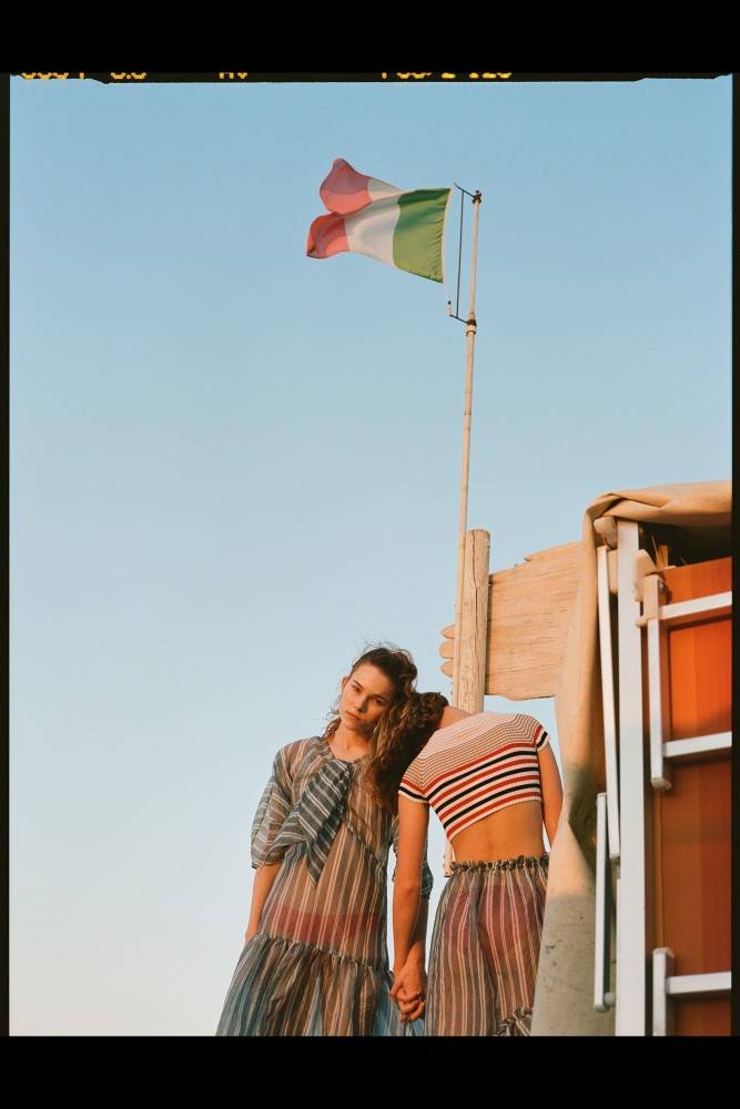 Natalia K. for Isa Arfen, S/S 2019