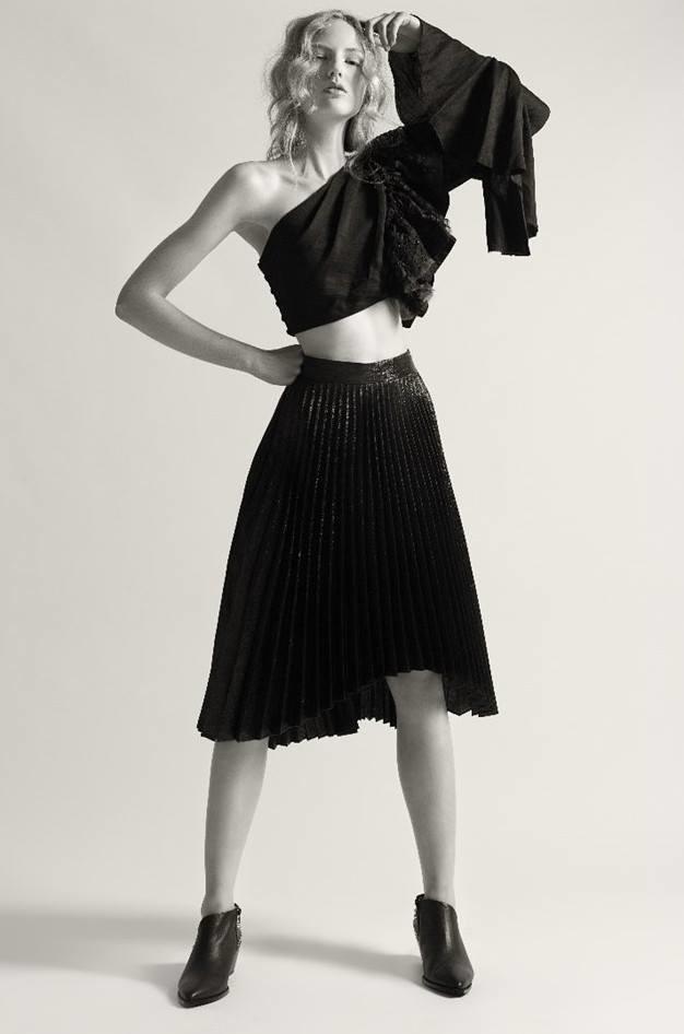 Paula G. for Black Magazine
