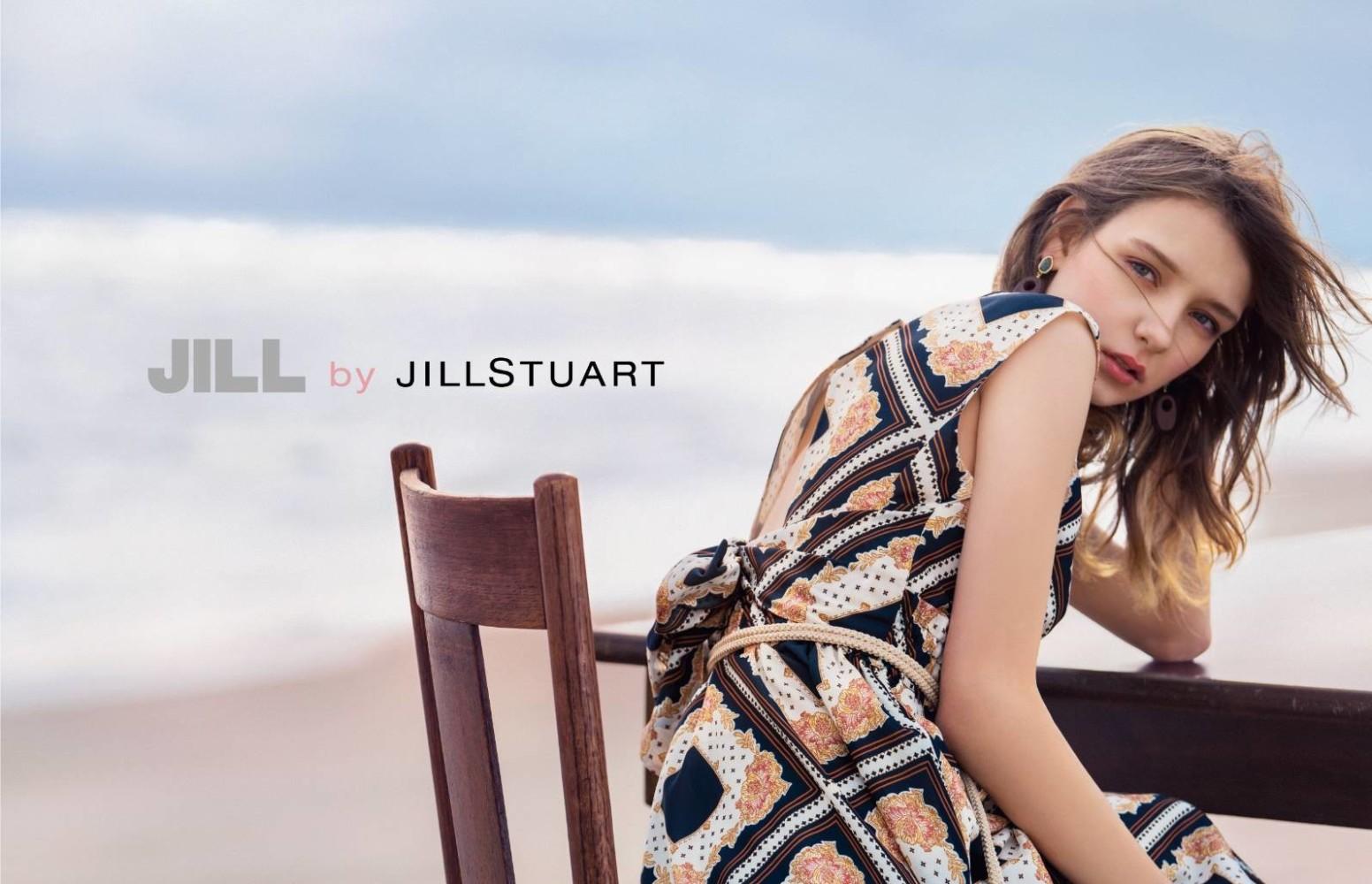 Joanna Waluk for JILL BY JILL STUART  SS 2019