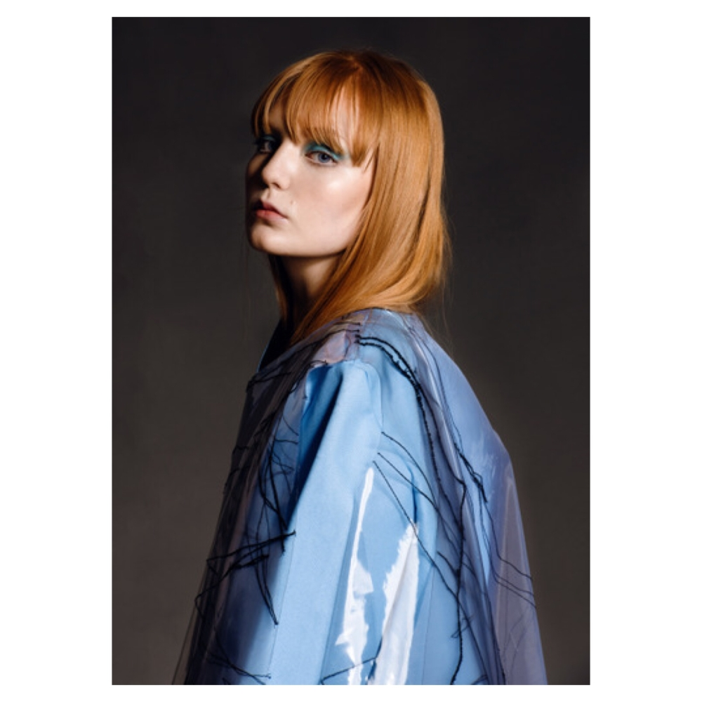 Martyna P in L'Officiel Baltic