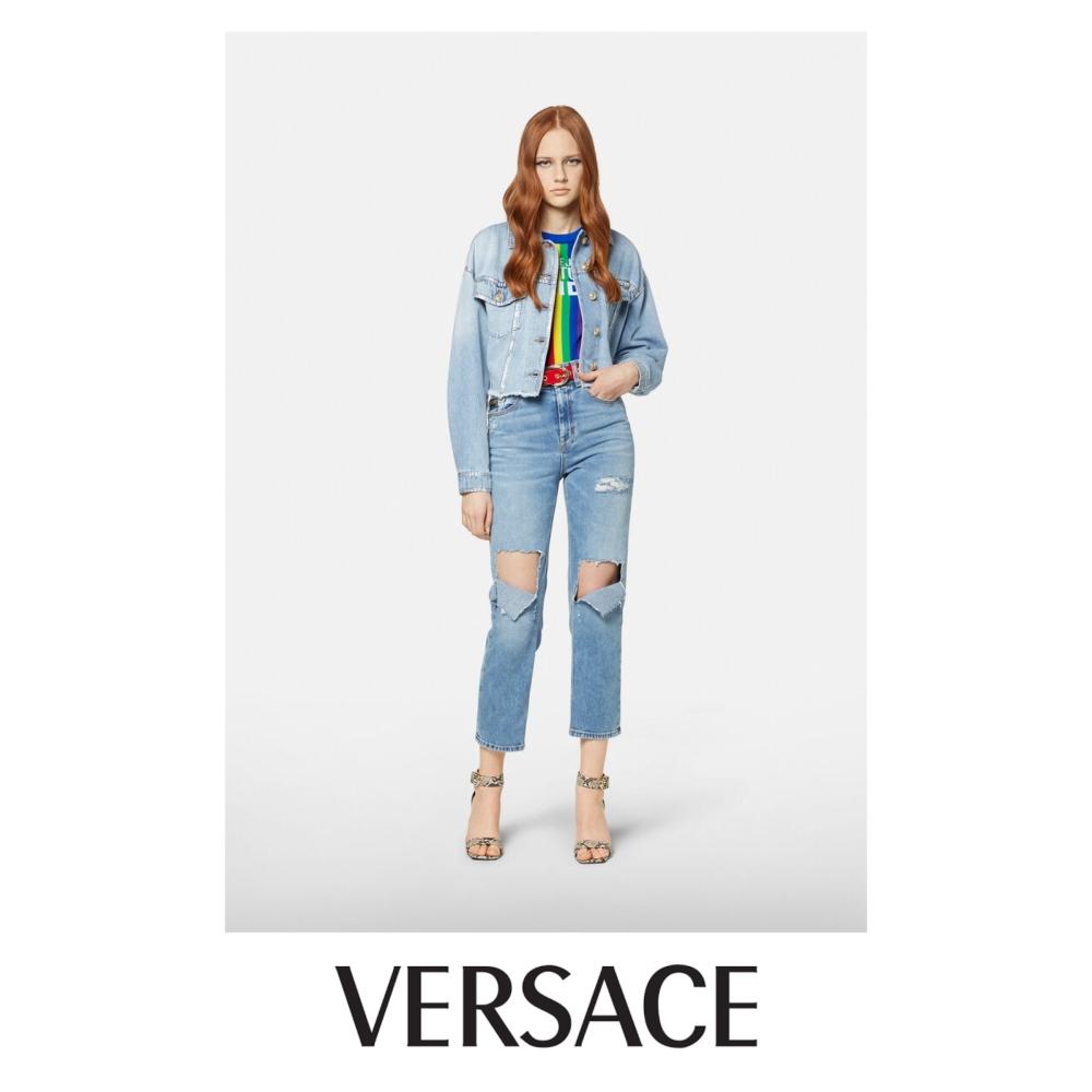 Jagoda B @Versace