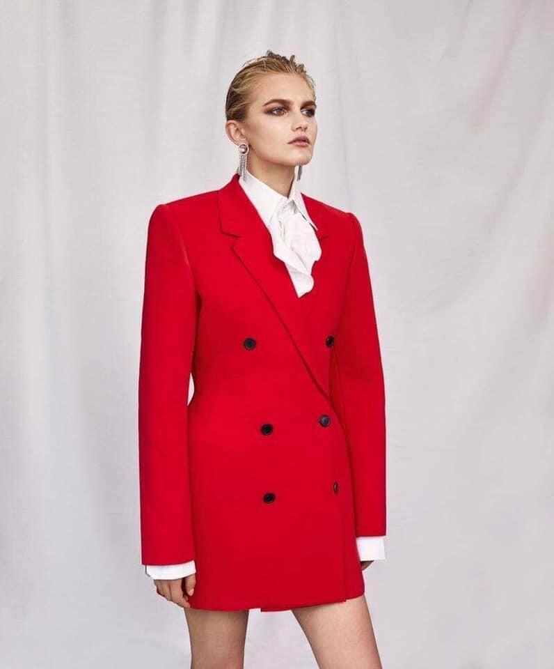 Aneta Pajak for Harper's Bazaar España, December 2018