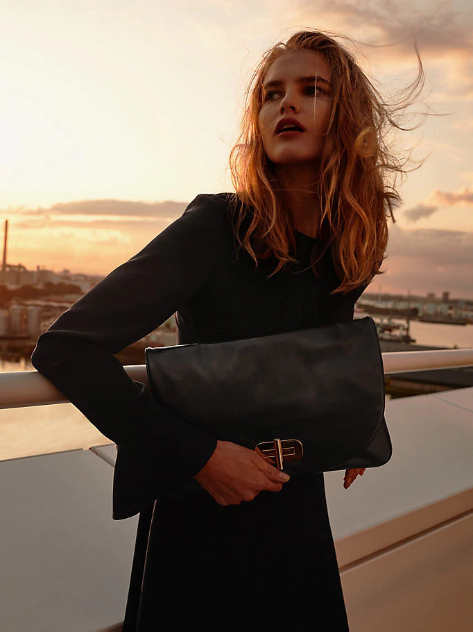 Aneta Pajak for Tommy Hilfiger