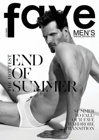 DAVID KOCH: The hottest male Model of Germany & a Topmodel from Germany