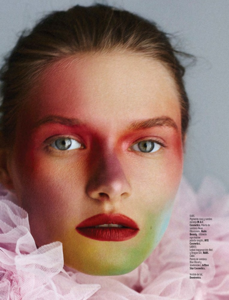 STUNNING ANNA G for MARIE CLAIRE