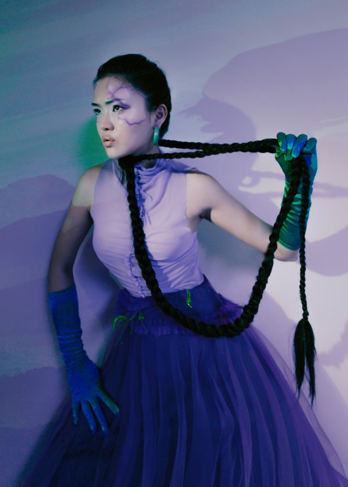 HYPNOTISING TIANYU-ZHOU for PAP Magazine