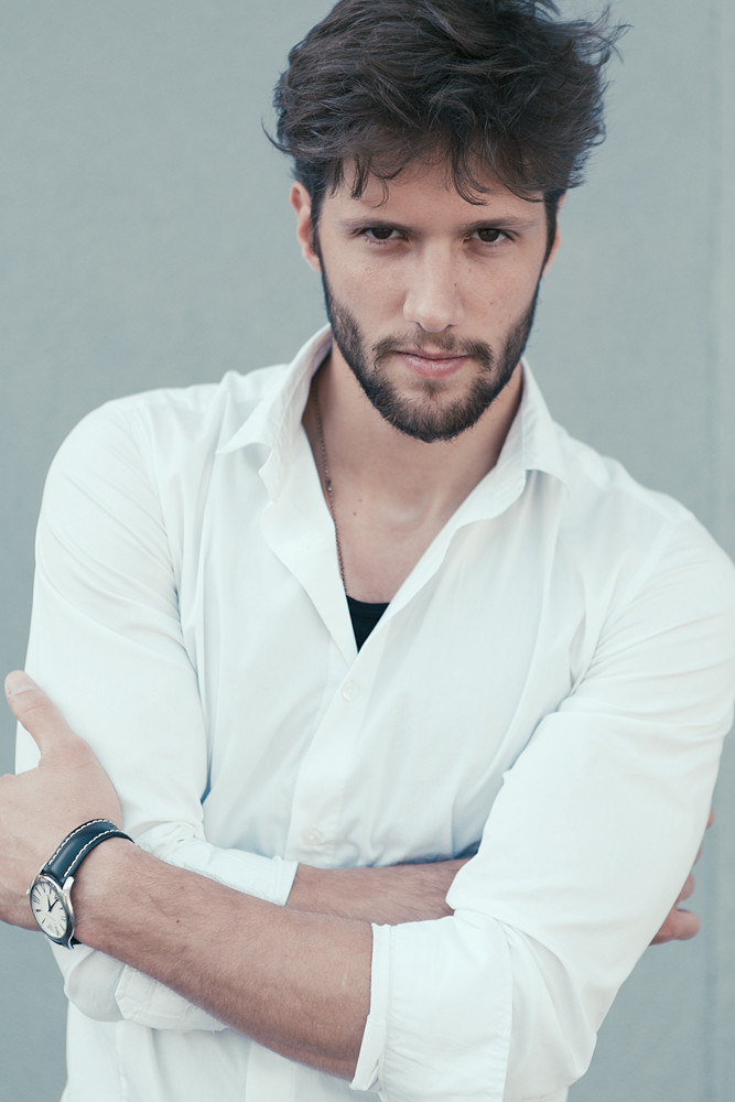 MOST BEAUTIFUL MEN: ELIA COMETTI