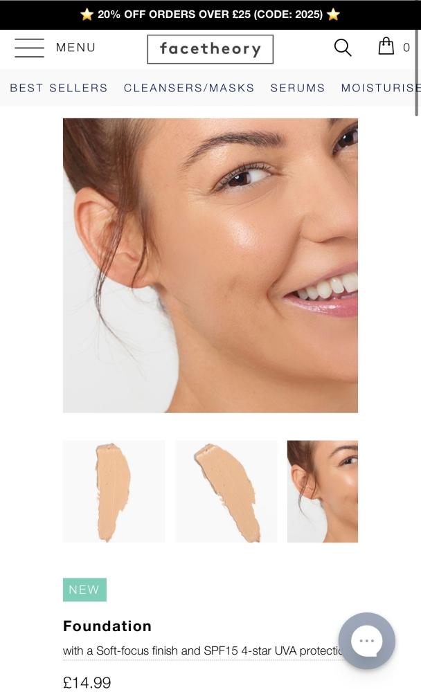 Face Theory Makeup