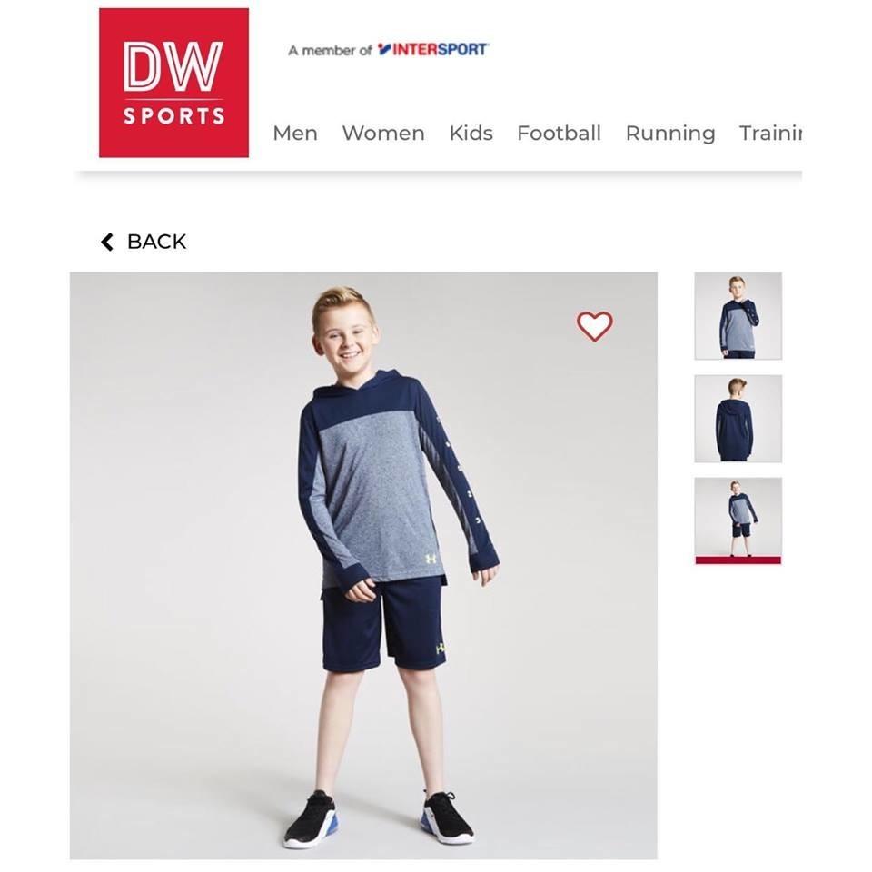 DW Sports Models