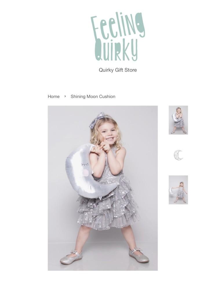 Elsie Model For Feeling Quirky