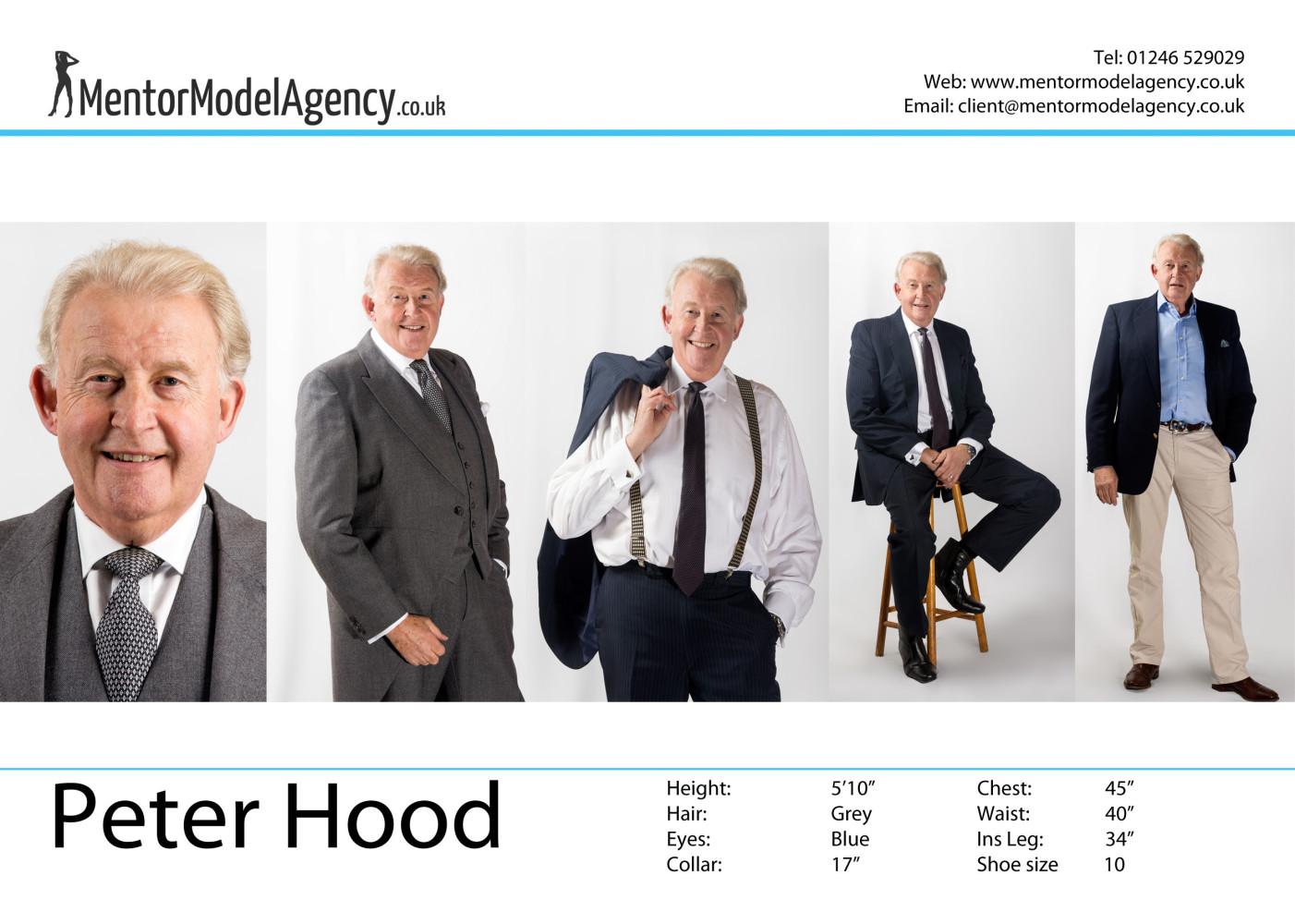 Peter H | Mentor Model Agency Sheffield