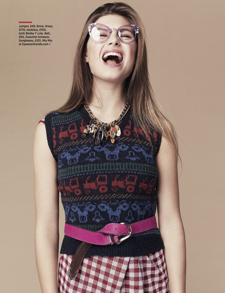 Zoe Gegout For Cosmopolitan UK