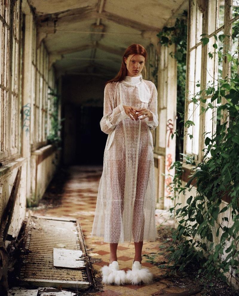 Anastasia Ivanova for Schön Magazine