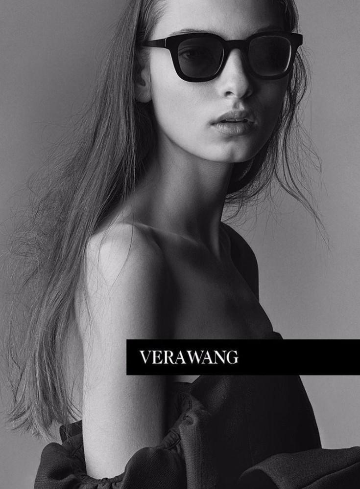 Zhenya Migovych for Vera Wang