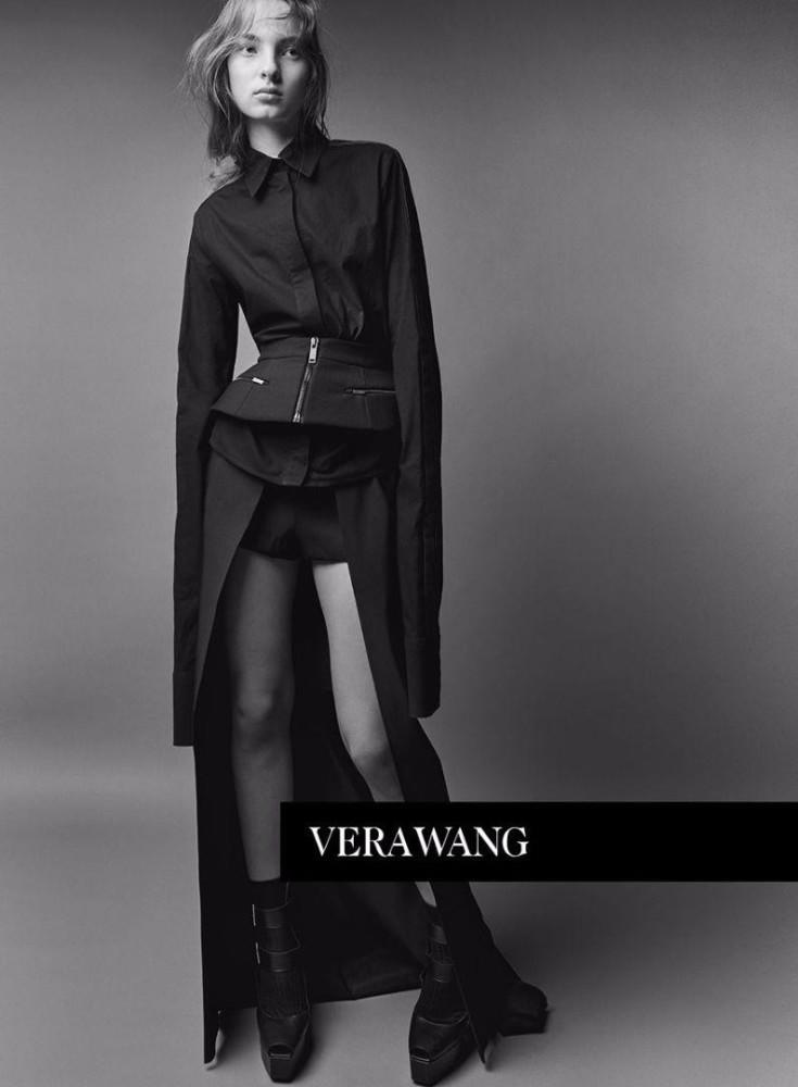 Zhenya Migovytch for Vera Wang