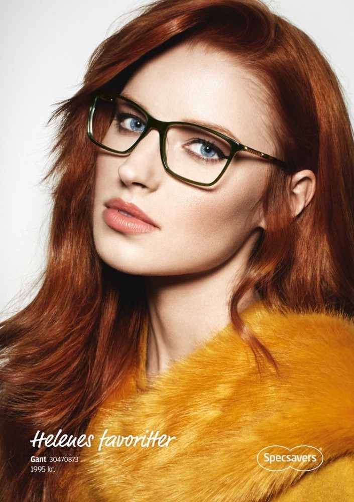 Helene Hammer for Specsavers