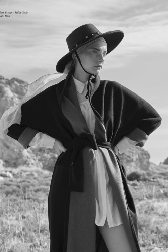 Kristina Vovk for Schön Magazine