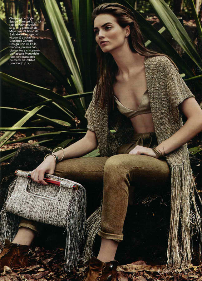 Agne Konciute for S Moda
