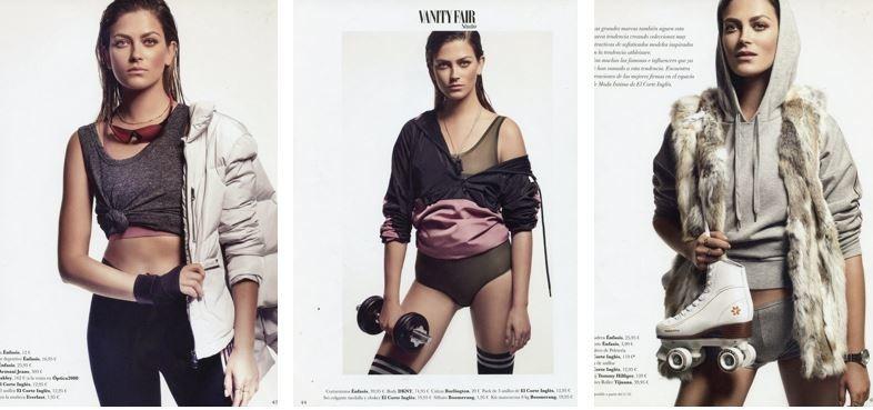 Marlena Szoka for Vanity Fair Spain
