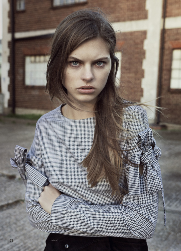 Zoe Gegout FOR