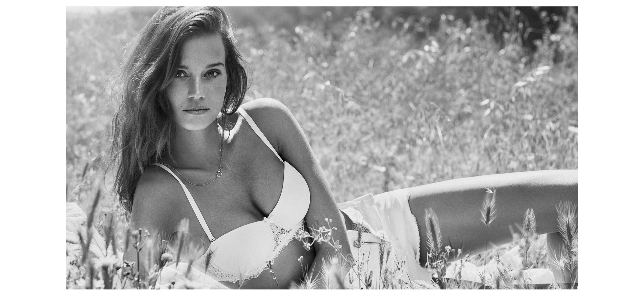 Johanna Szikszai for Promise underwear