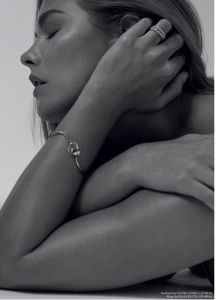 Christine Sophie Johannsen for Diamonds and Pearls by Rasmus Weng Karlsen