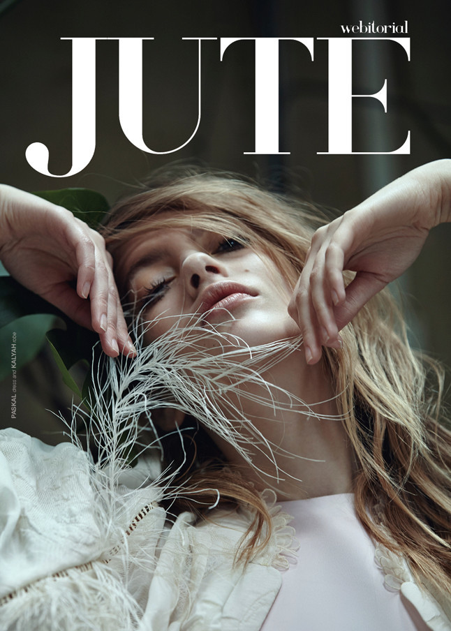 Sofya Titova for JuteMagazine