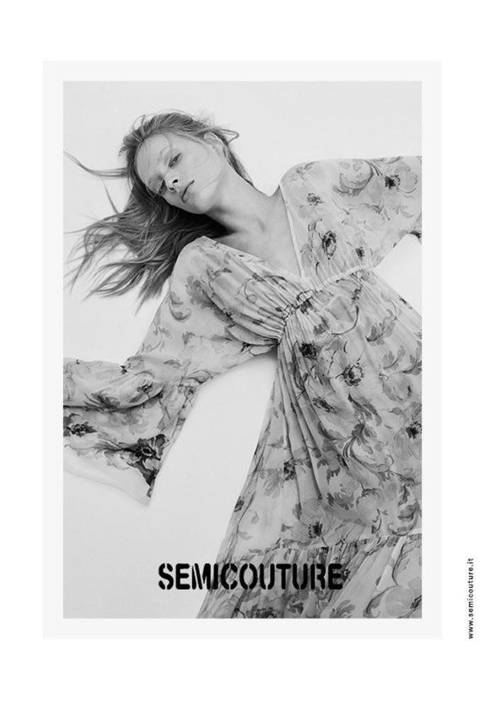 Laura Marazzi for Semicouture S/S 18