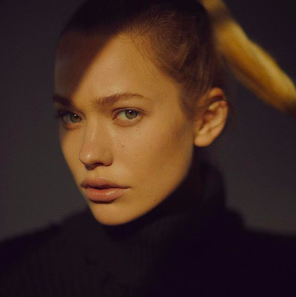 Ksenia Islamova by Cheyne Tillier-Daly