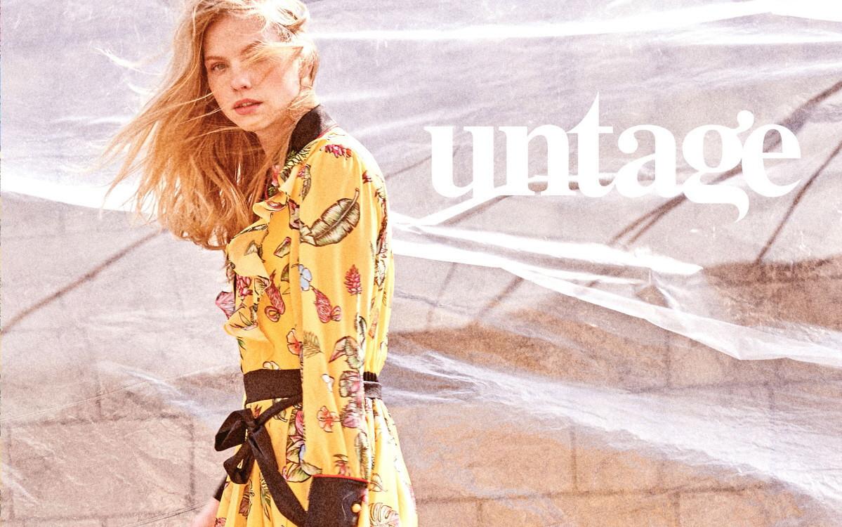 Denisa Struharova for Untage