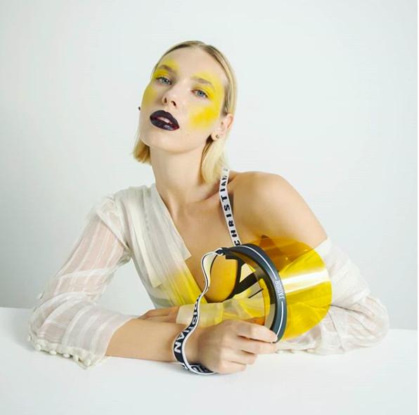 Jenny Severynenko for VOGUE Brazil